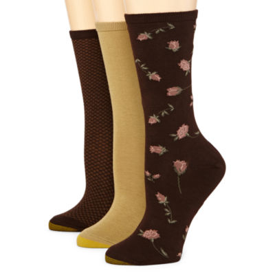 Gold Toe® 3-pk. Crew Socks