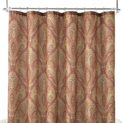 Royal Velvet® Lanark Shower Curtain