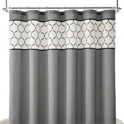 Royal Velvet® Kaler Shower Curtain