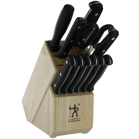 Henckels International Fine Edge Pro 12-pc. Knife Set