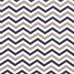 Trend Lab® Chevron Flannel Changing Pad Cover - Gray