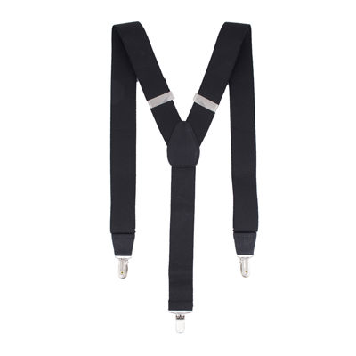 "Collection by Michael Strahan Stretch Y Back 1 1/2"" Suspenders"