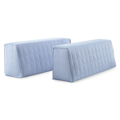 jcpenney home cotton classics 2pc bolster cover set