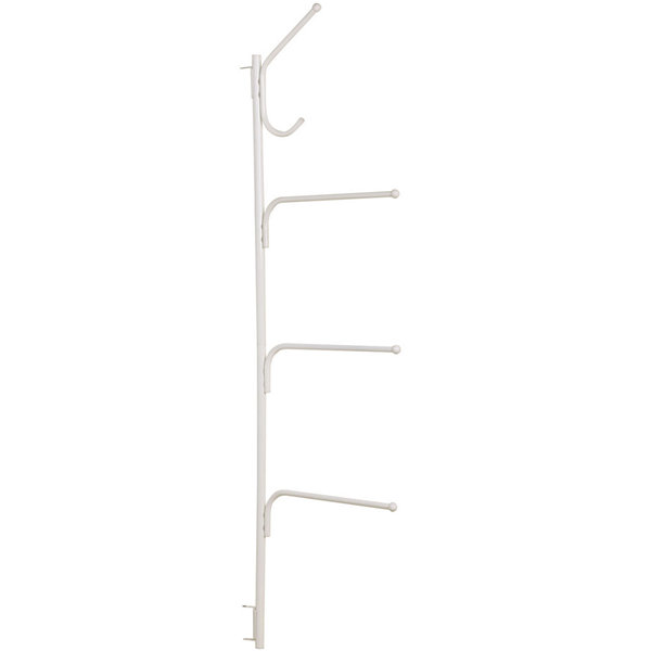 Household Essentials® Clutterbuster Valet Hanger and Towel Bar