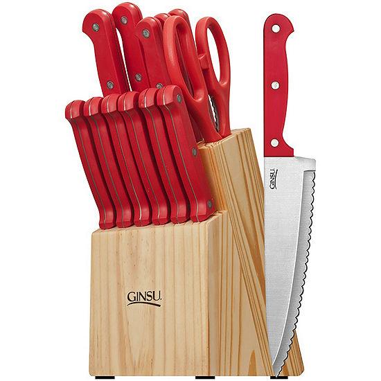 Ginsu® Essential Series 14-pc. Knife Set