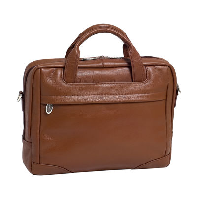 "McKleinUSA Montclare 13.3"" Leather Tablet Briefcase"
