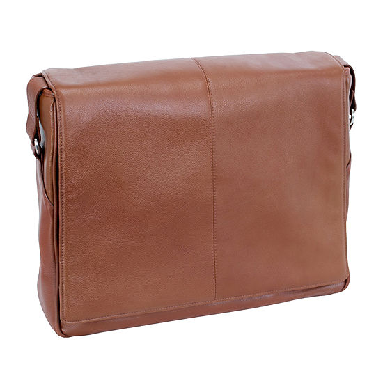 Mckleinusa San Francesco 133 Leather Messenger Bag