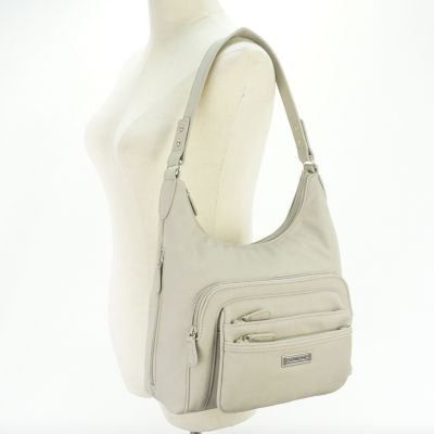 St. John's Bay® Multi Omega Hobo Bag