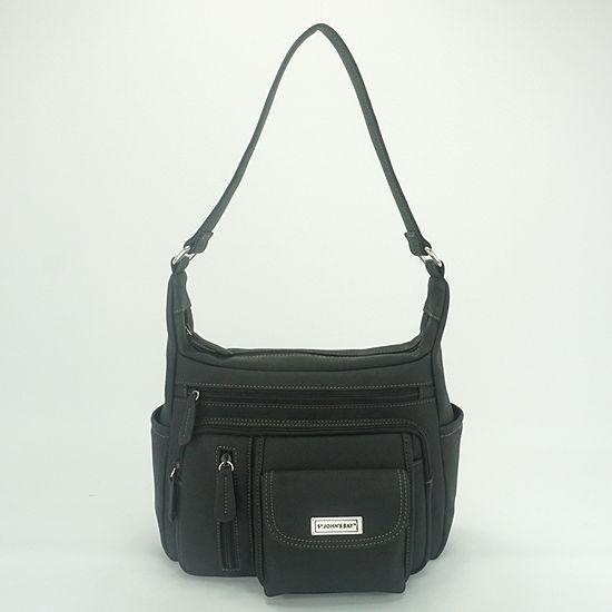 St. John's Bay® Multi-Directional Hobo Bag