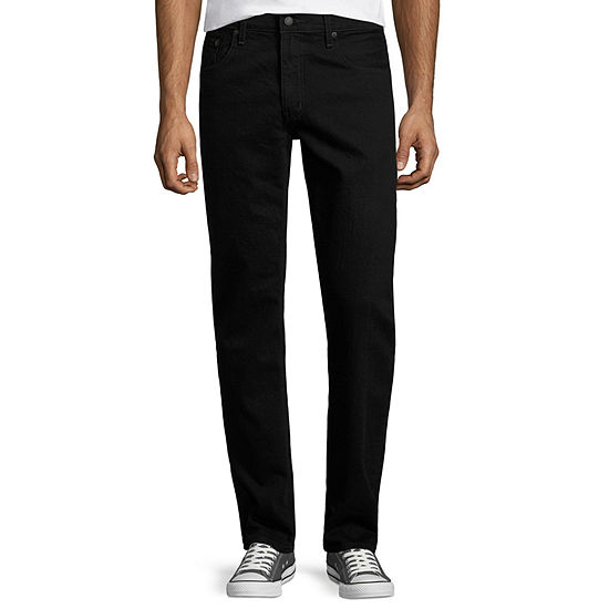 Arizona Flex Slim-Fit Straight-Leg Jeans