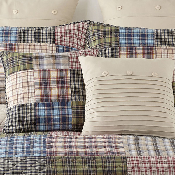 Home Expressions Loden Reversible Quilt
