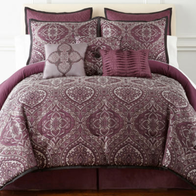 Home Expressions Bristol 7-pc. Comforter Set