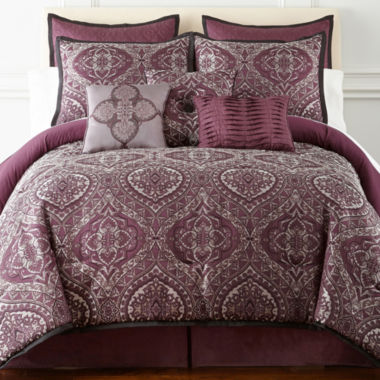 jcpenney.com | Home Expressions Bristol 7-pc. Comforter Set & Accessories