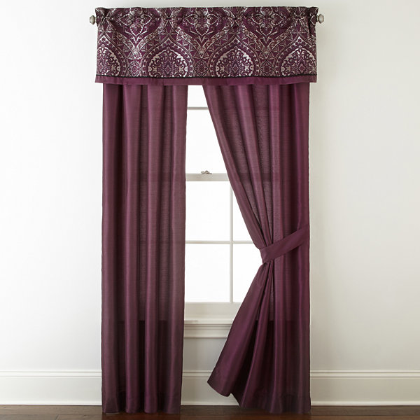 Home Expressions Bristol 2-pack Curtain Panels