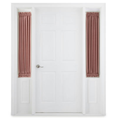 Royal Velvet® Supreme Rod-Pocket Sidelight Panel