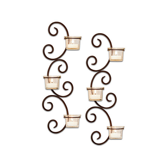 Classic Wall Sconces- Set of 2