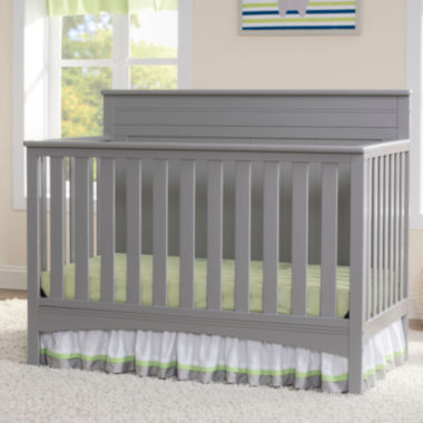 jcpenney.com | Delta Fancy  Crib Collection Dark Chocolate