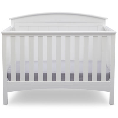 Delta Archer 4-in-1 Crib - White