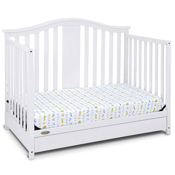 Graco Solano 4-1 Convertible Crib with Drawer
