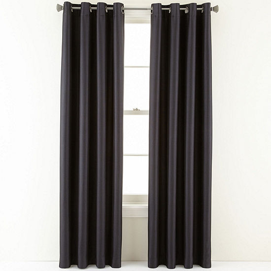 Studio Finley Grommet Top Thermal Blackout Curtain Panel