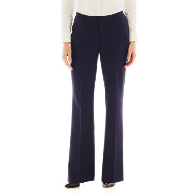 Worthington Curvy Fit Trouser Pants Jcpenney