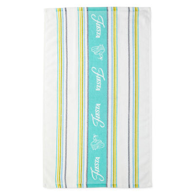 Fiesta® Logo Kitchen Towel