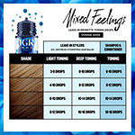 IGK Mixed Feelings Leave-In Brunette Toning Drops