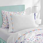 Frank And Lulu Pom Pom Sheet Set