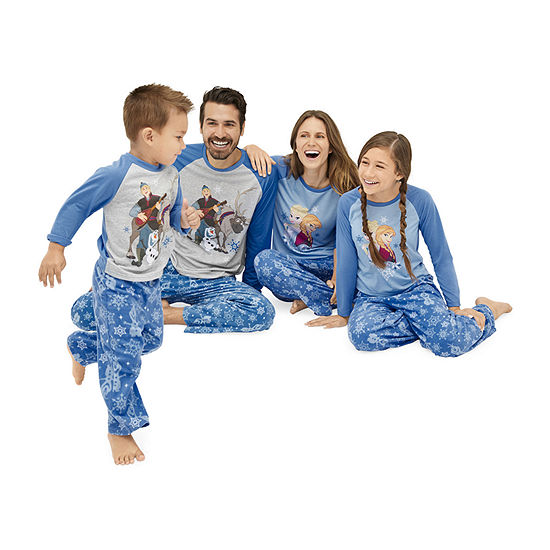 Disney Frozen Family Pajamas