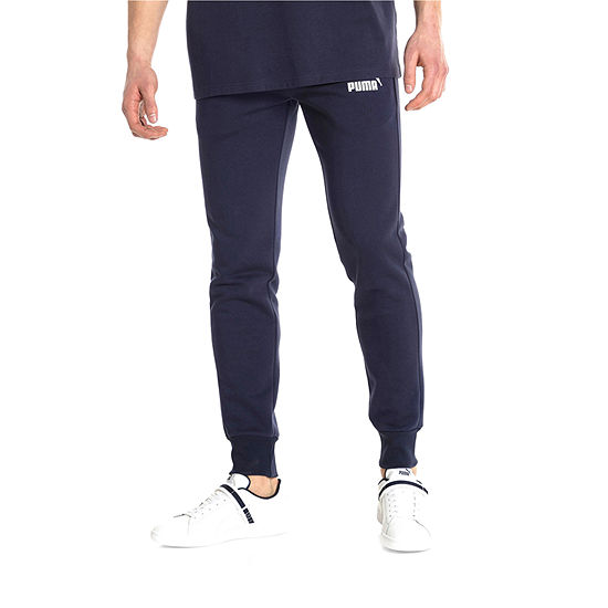 Puma Mens Regular Fit Jogger Pant - Big and Tall