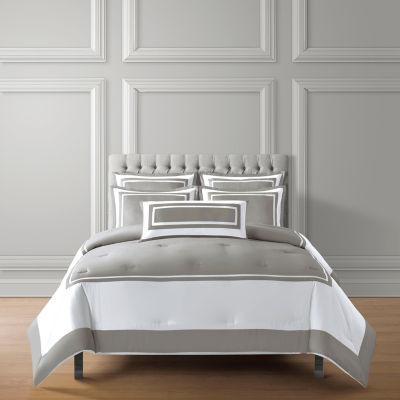 Hotel Center Panel 3-pc. Midweight Comforter Set