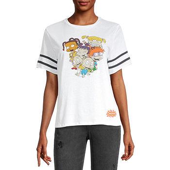 Nickelodeon Juniors Rugrats Womens Crew