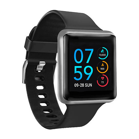 Itouch Air Se Mens Multi-Function Black Smart Watch-41105s-51-003, One Size