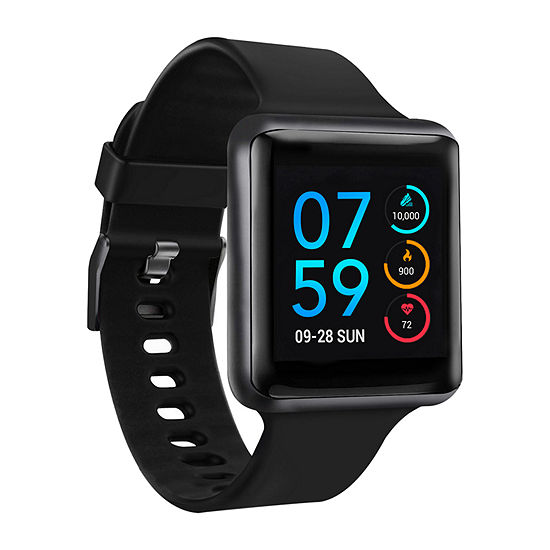 Itouch Air Se Mens Multi-Function Black Smart Watch-Ita41105b75c-003