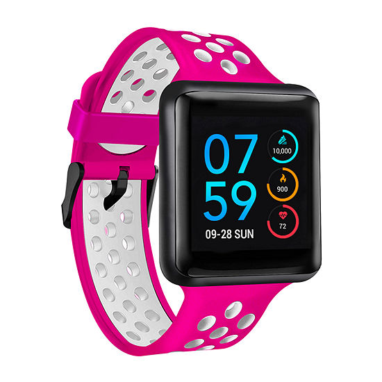 Itouch Air Se Womens Multi-Function Pink Smart Watch-Ita42101b75c-195