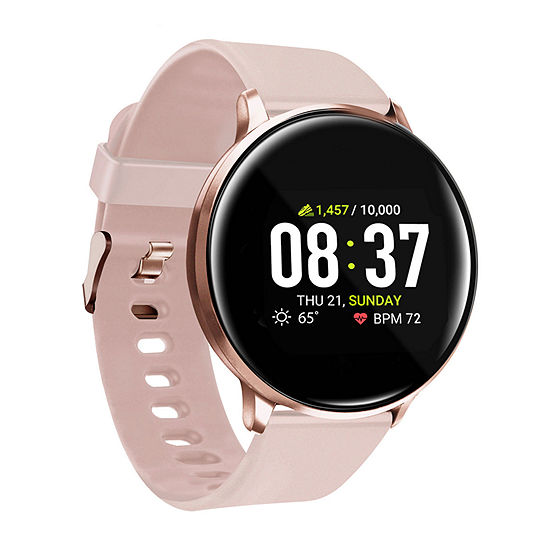 Itouch Sport Womens Multi-Function Pink Smart Watch-42003r-18-0aa