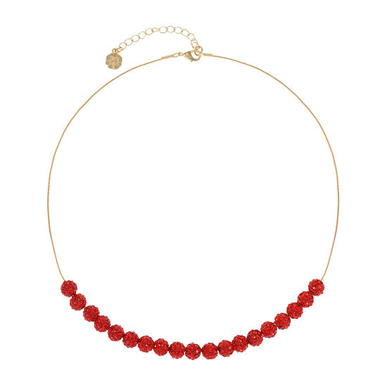 Monet Jewelry 17 Inch Snake Collar Necklace