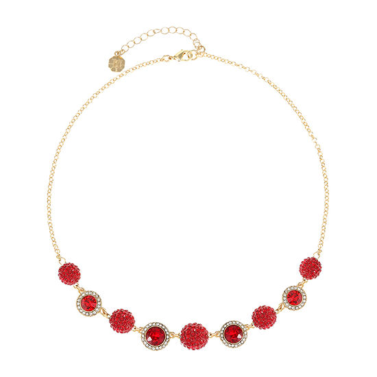 Monet Jewelry 17 Inch Rolo Collar Necklace