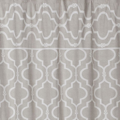 Creative Bath™ Chainlink Shower Curtain