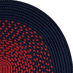 JCPenney Home™ Home Expressions Reversible Braided Oval Runner Rug