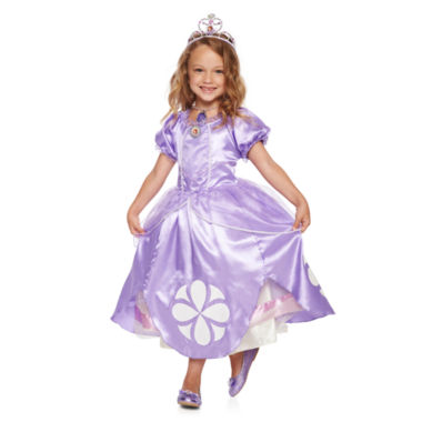 jcpenney.com | Disney Collection Sofia Costume, Amulet, Tiara or Shoes