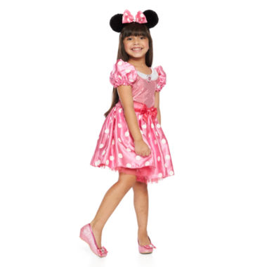 jcpenney.com | Disney Collection Minnie Mouse Costume, Headband or Shoes
