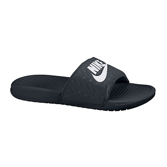 5d353b492 Nike Benassi JDI Womens Athletic Sandals JCPenney