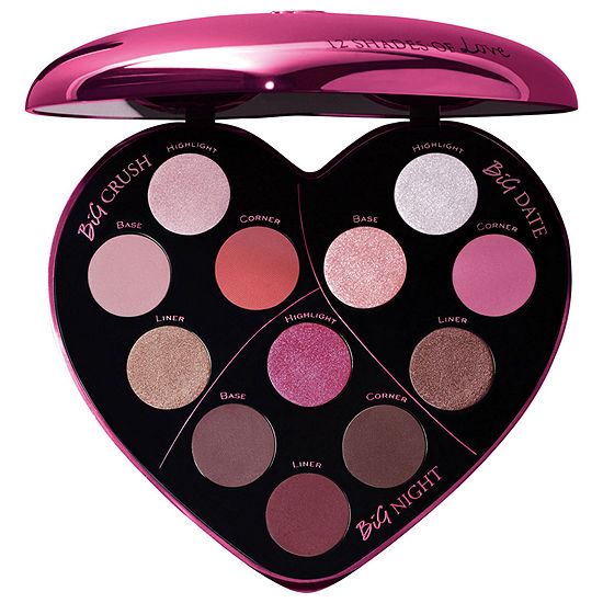 Lancôme Monsieur Big Heart-Shaped Eyeshadow Palette