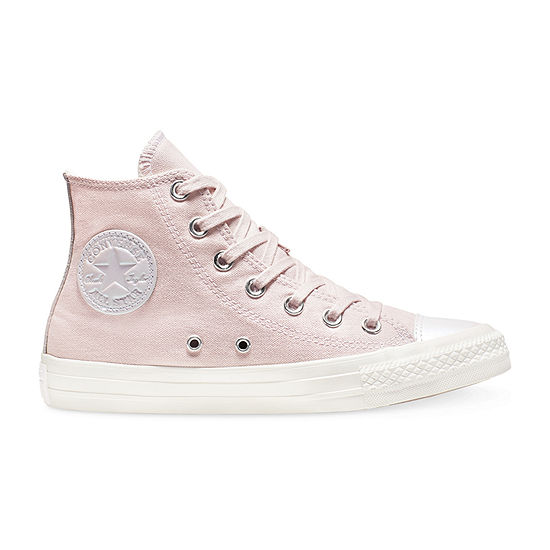 Converse Chuck Taylor All Star Hi Iridescent Toe Cap Womens Sneakers