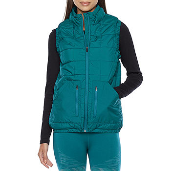 Xersion Hiking Womens Quilted Vest
