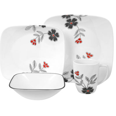 Corelle® Square™ Sand and Sky 16-pc. Dinnerware Set