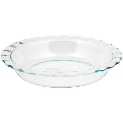 "Pyrex® Easy Grab 9½"" Pie Plate"