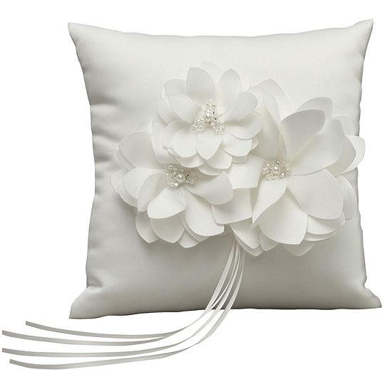 Ivy Lane Design™ Water Lily Ring Bearer Pillow