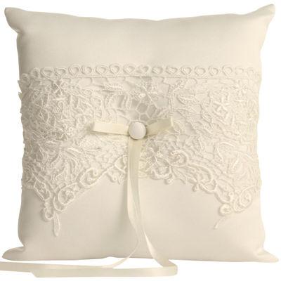 Ivy Lane Design™ Vintage Lace Ring Bearer Pillow